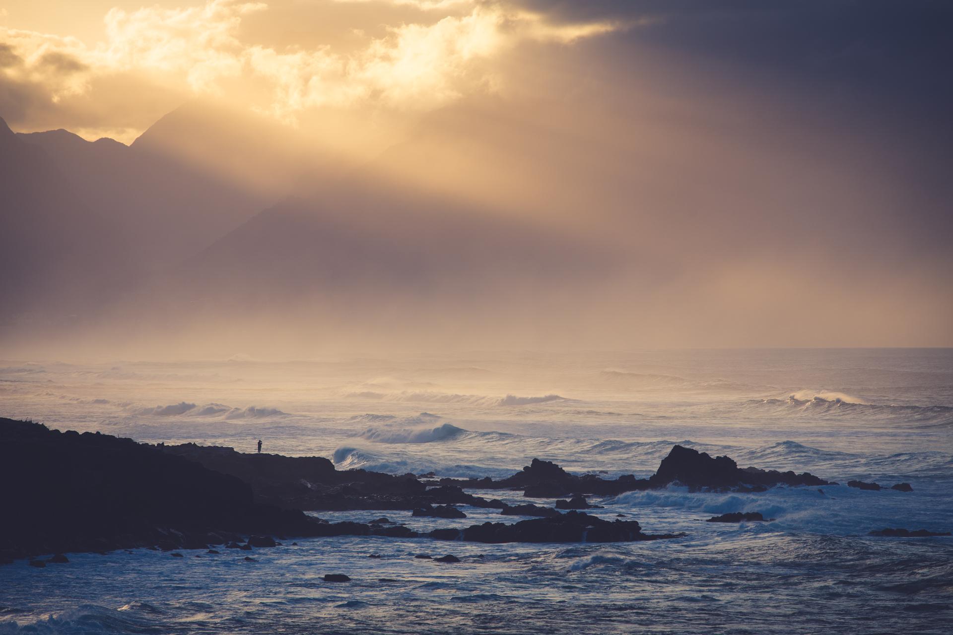 Maui Northshore Sunset
