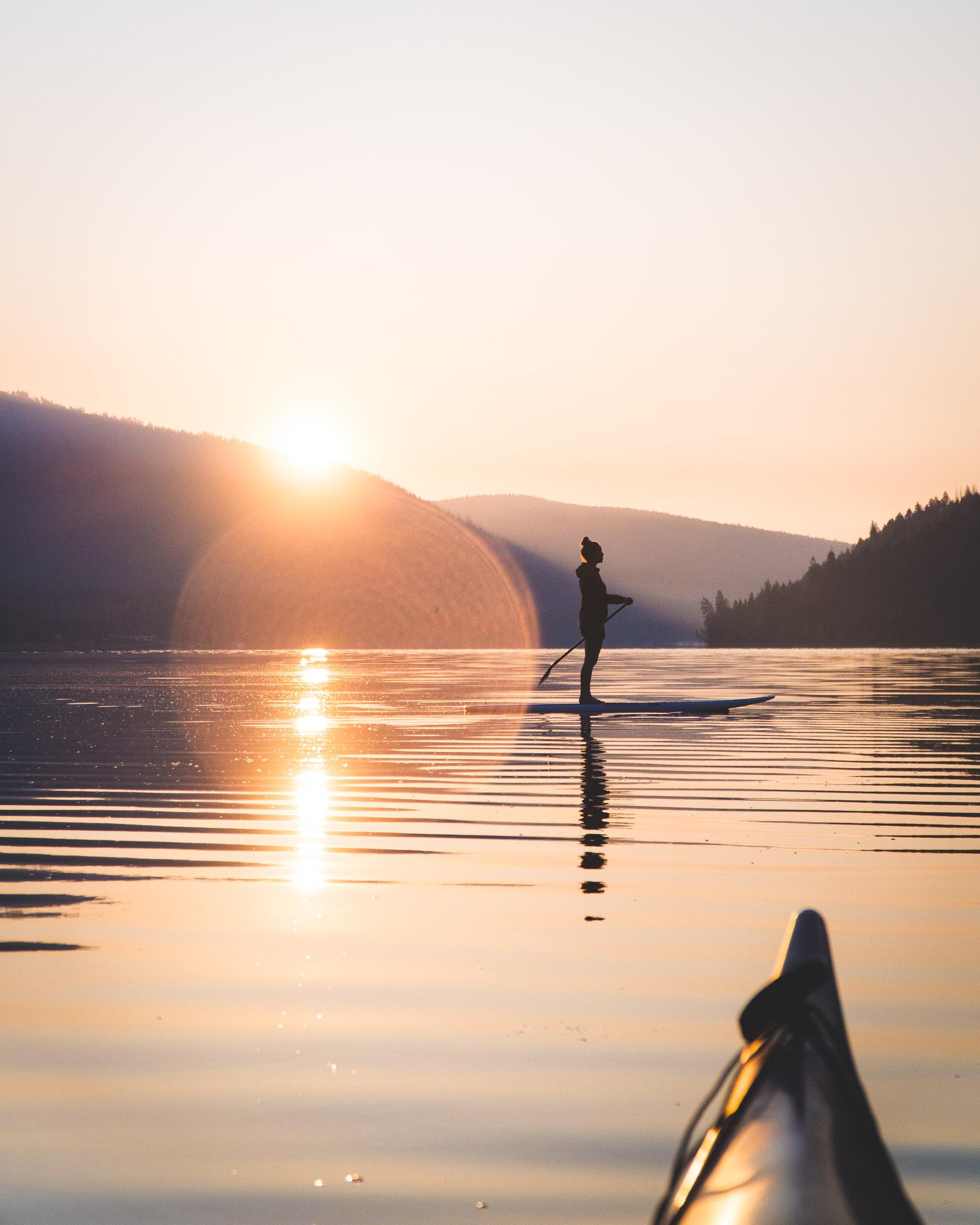 Red Paddle Paddleboard Kamloops