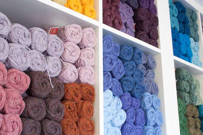 Jameson & Smith 2-ply Jumper Weight - which colours will you choose?