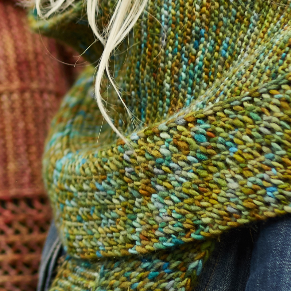 Trailblazer - EasyKnits ZipLight in Earthern - detail.jpg