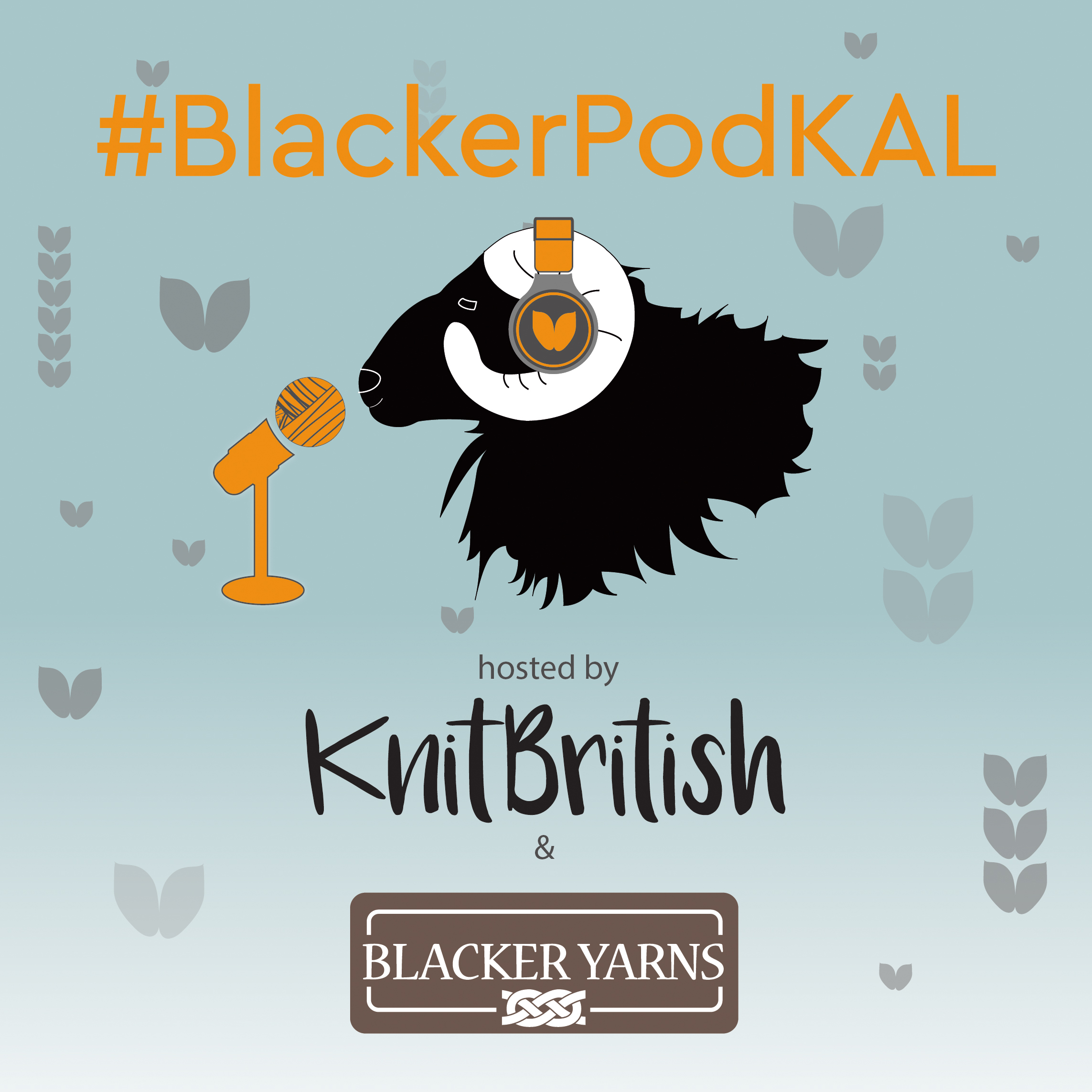 We're casting on for the #BlackerPodKAL as Team Yarn in the City!