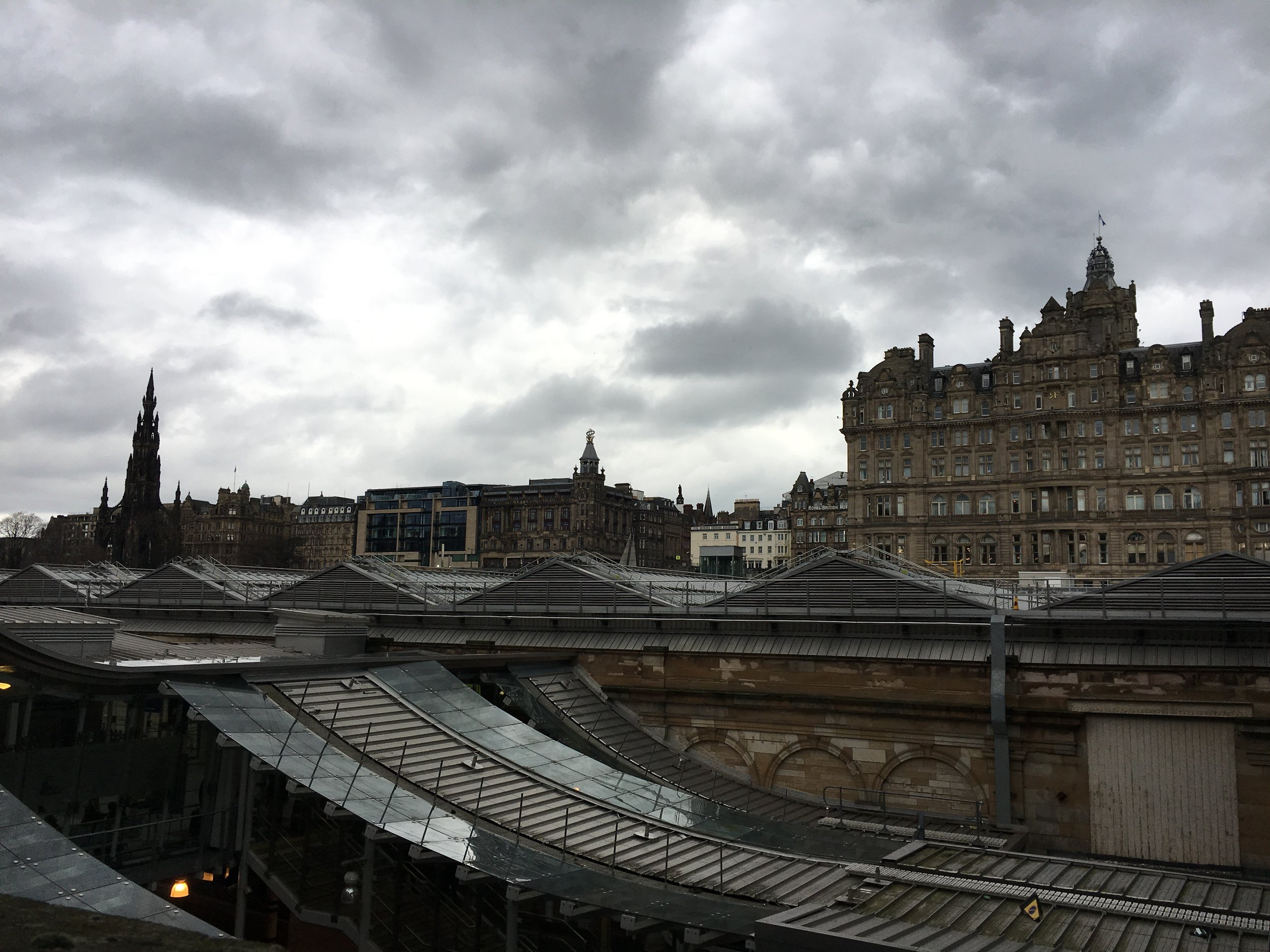 Ah, Edinburgh! We miss you already!