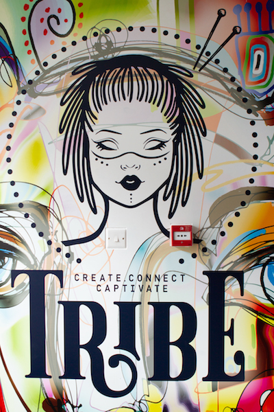 Richmond's Tribe Yarns celebrates their 1st anniversary in September!