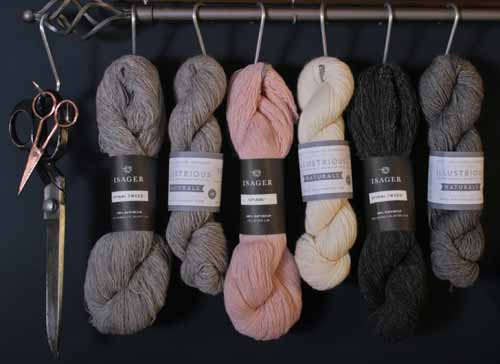 Isager yarns at Ida's House