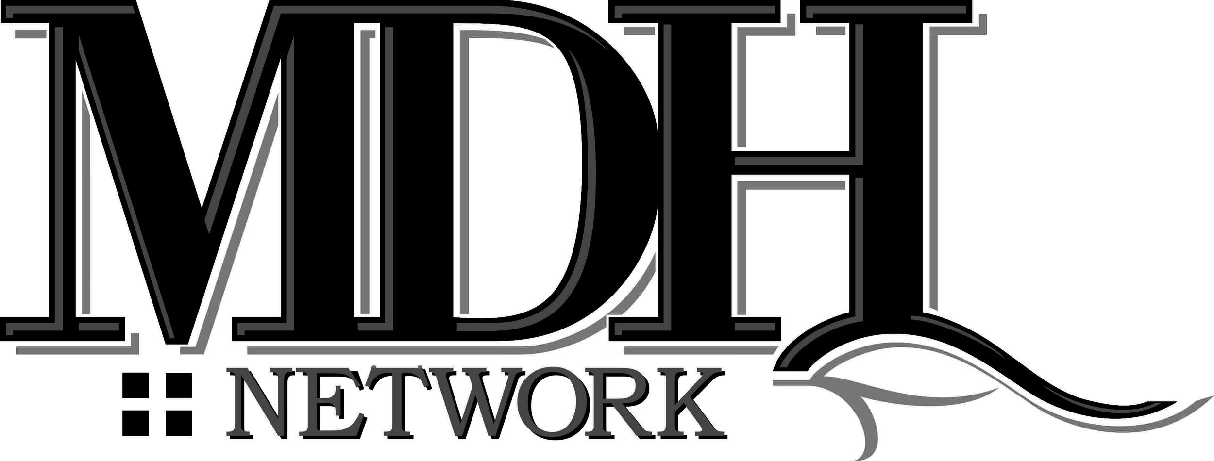 MDH Network Final Logo Black & White.jpg
