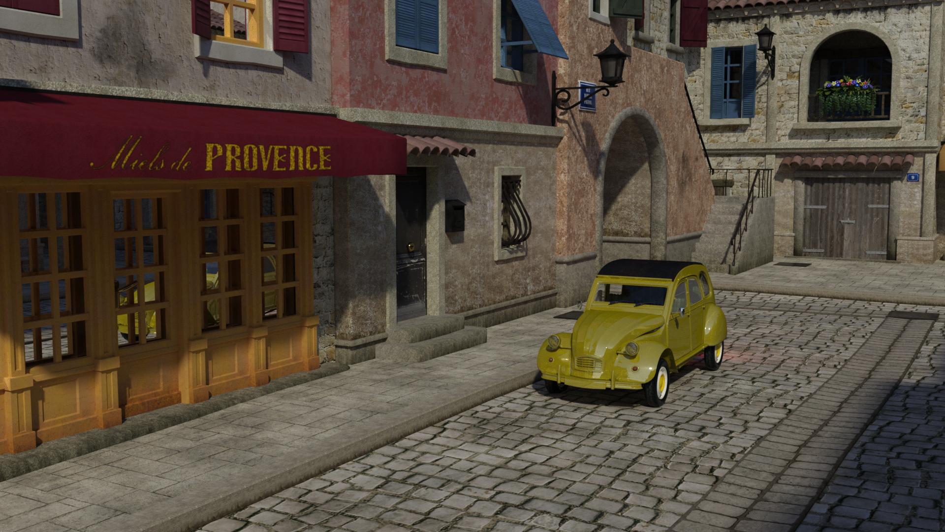 Citroën dans le village.png