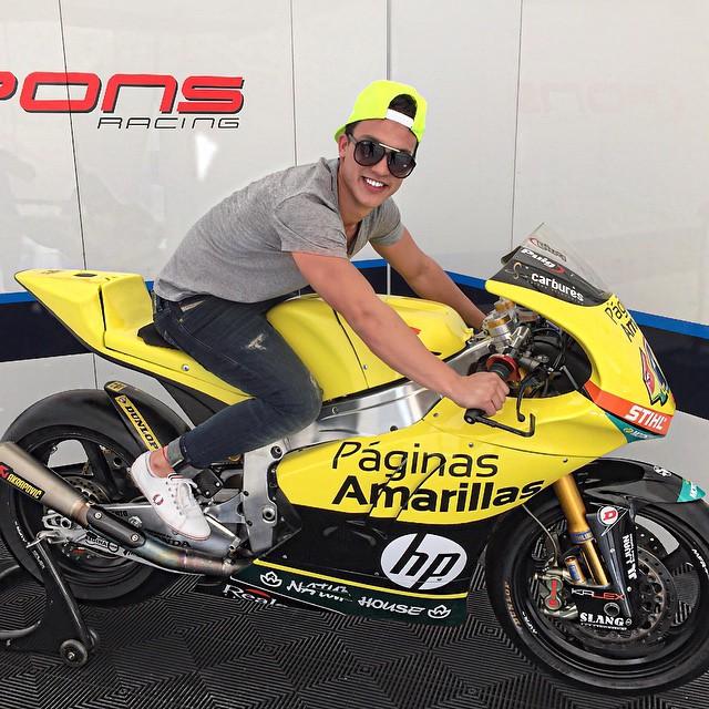 #MotoGP2 #PonsReacing