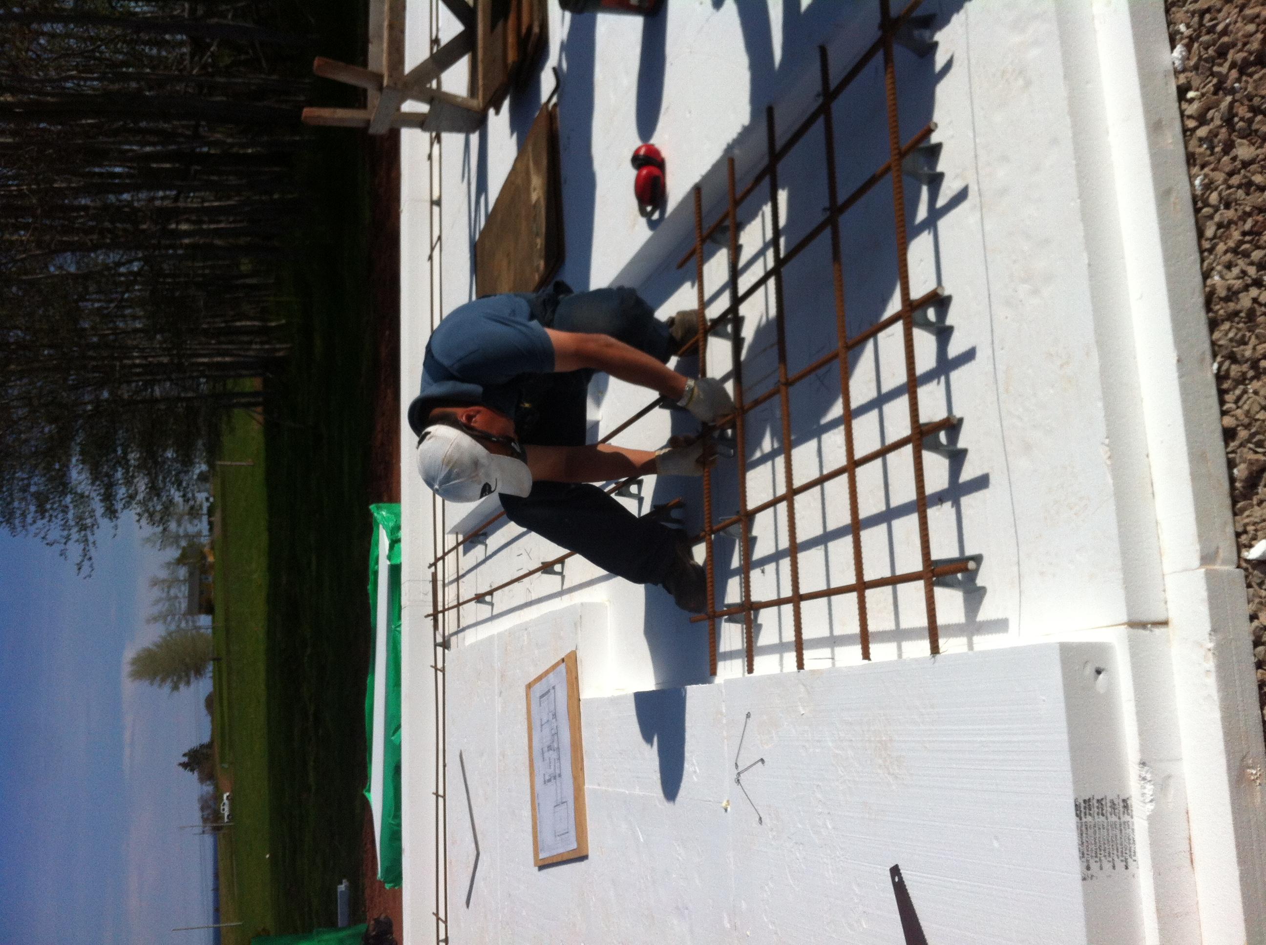 Passive Solar Construction