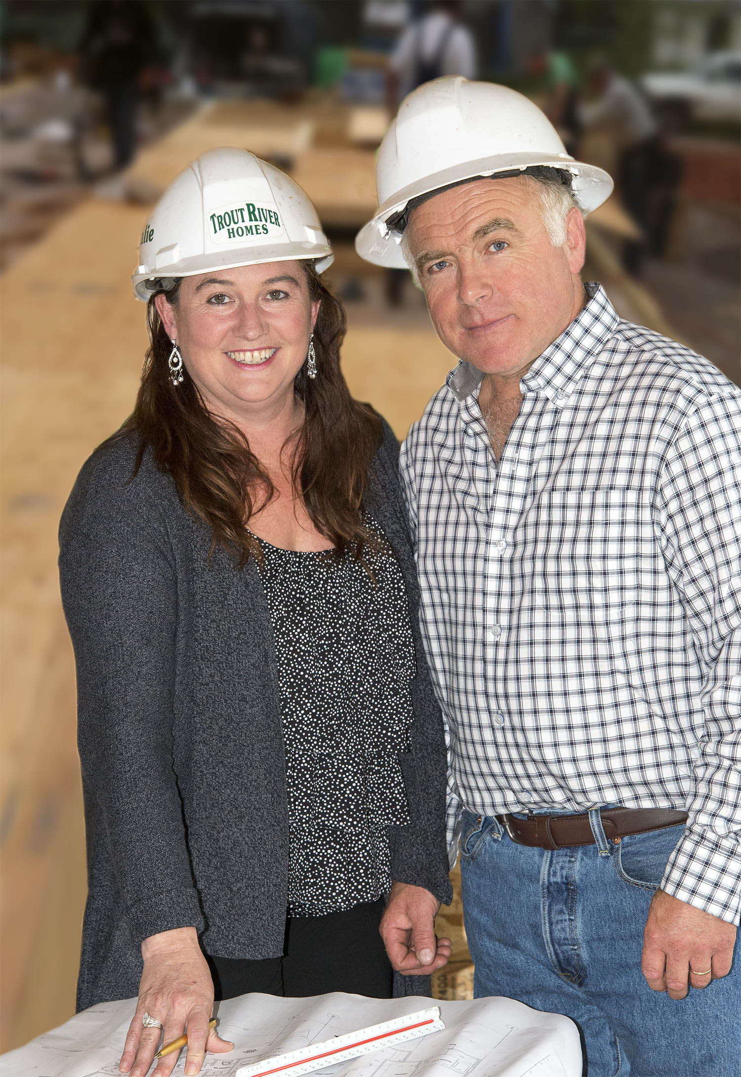 Owners / Operators Natalie and Terry Perry