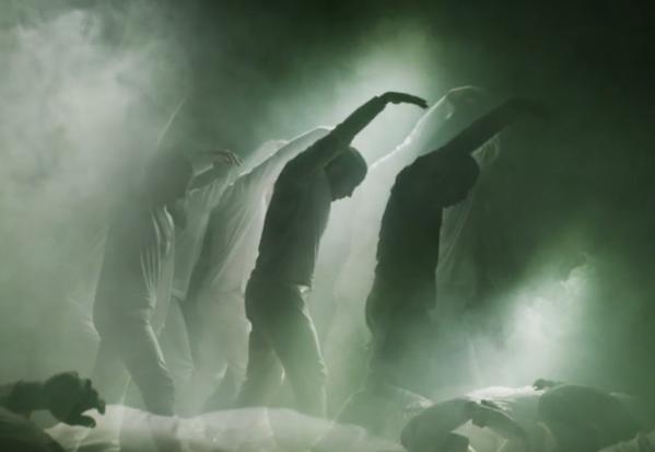 """""""Praying Mantis"""" by Eva Baro/VODANCE"""