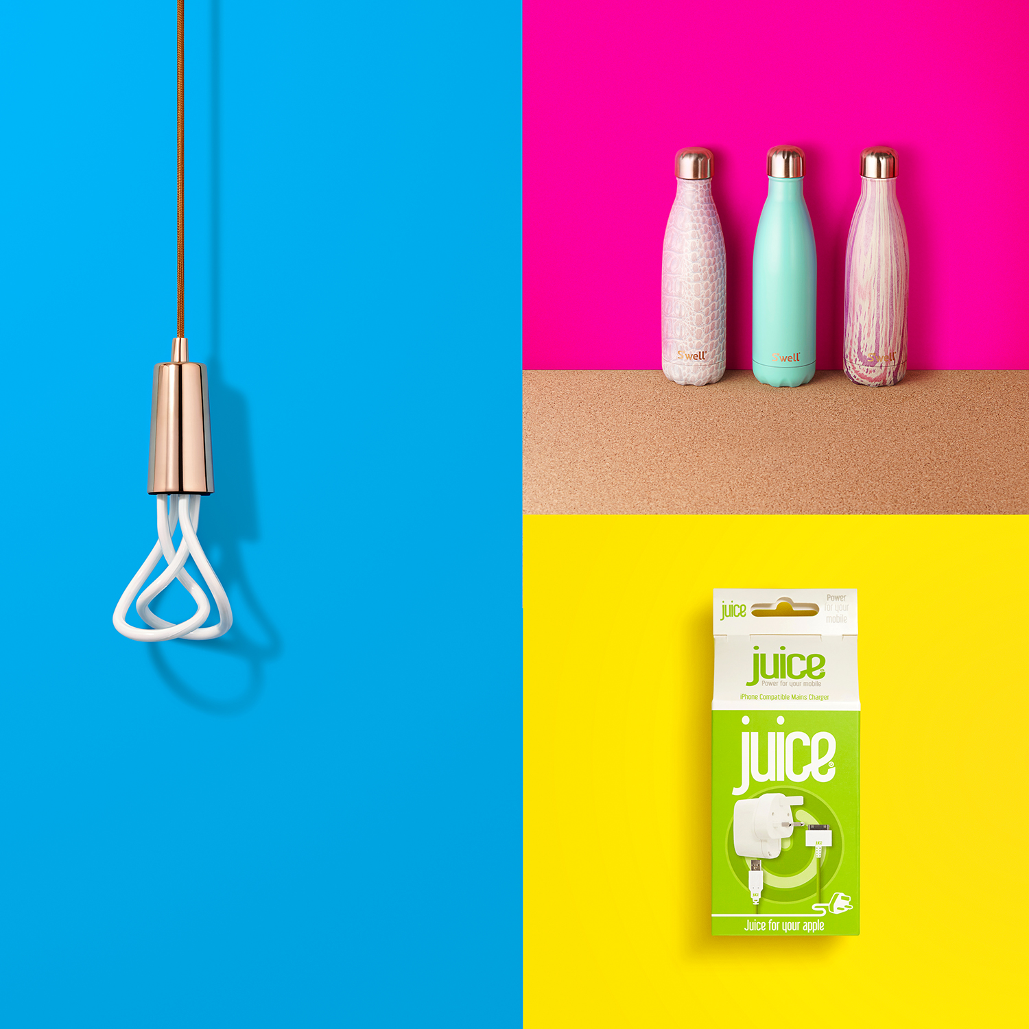 creative product photography still life by London product photographer chris howlett