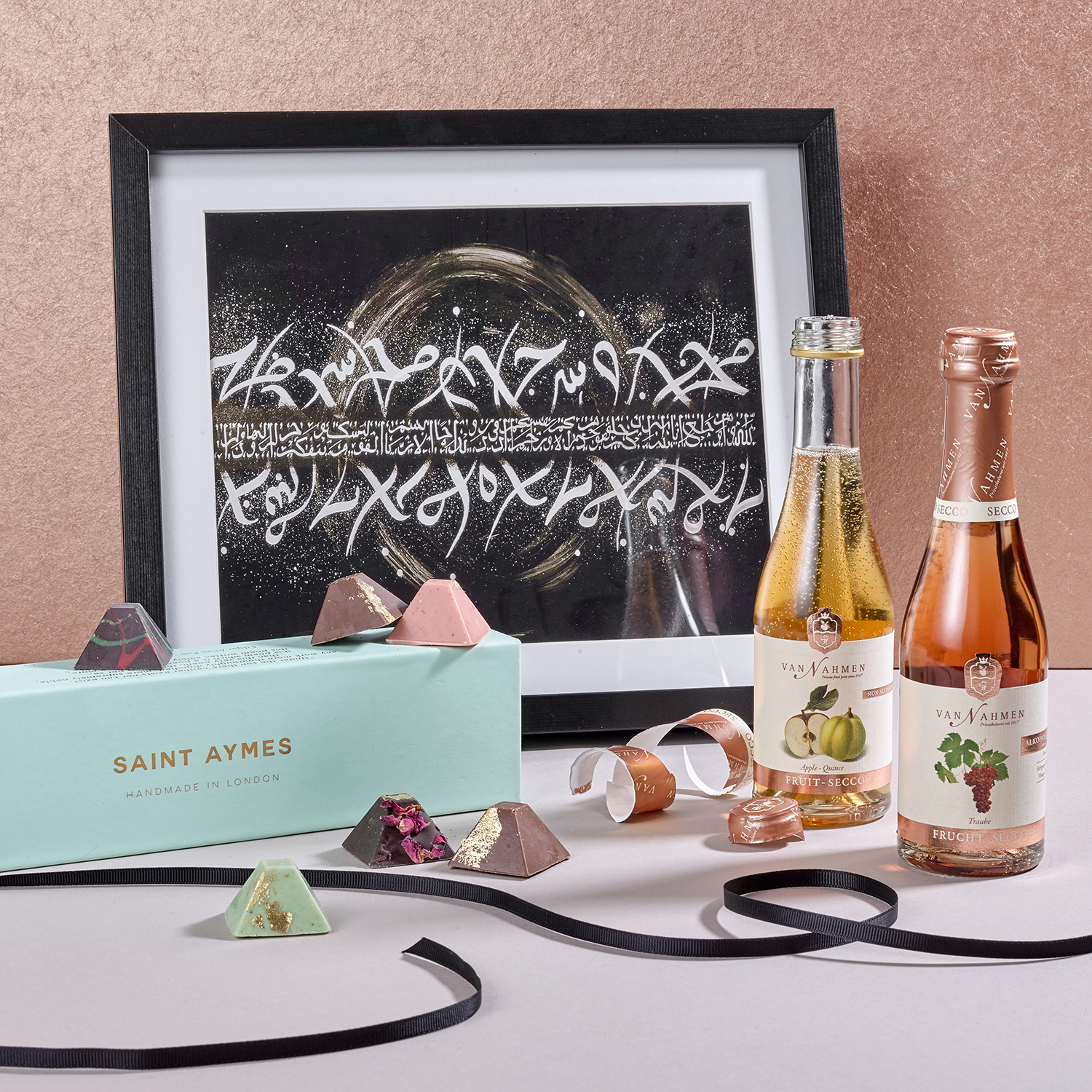 Food and drink product photography with lifestyle background, photographed in studio in London by creative photographer chris howlett