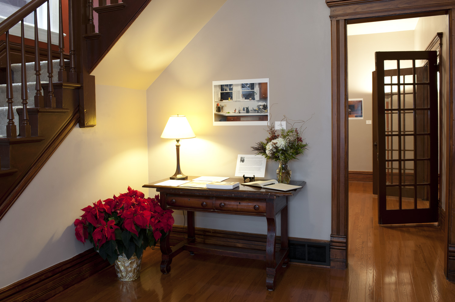 American Foursquare House for Sale - Foyer, 2011-2012