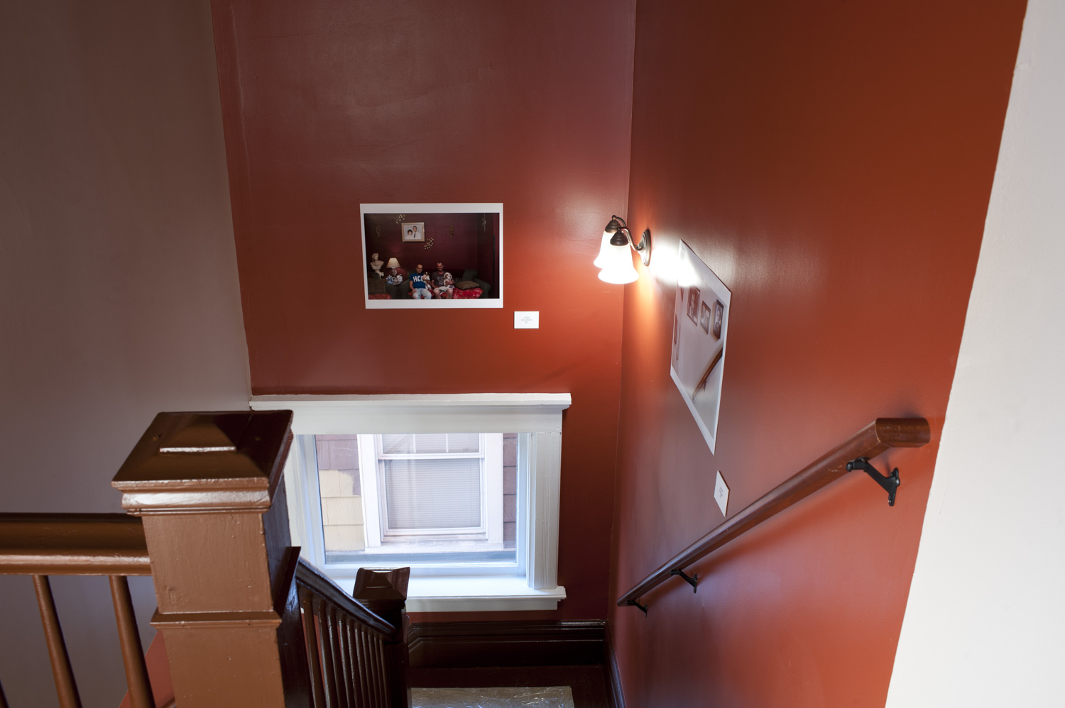 American Foursquare House for Sale - Staircase 1, 2011-2012