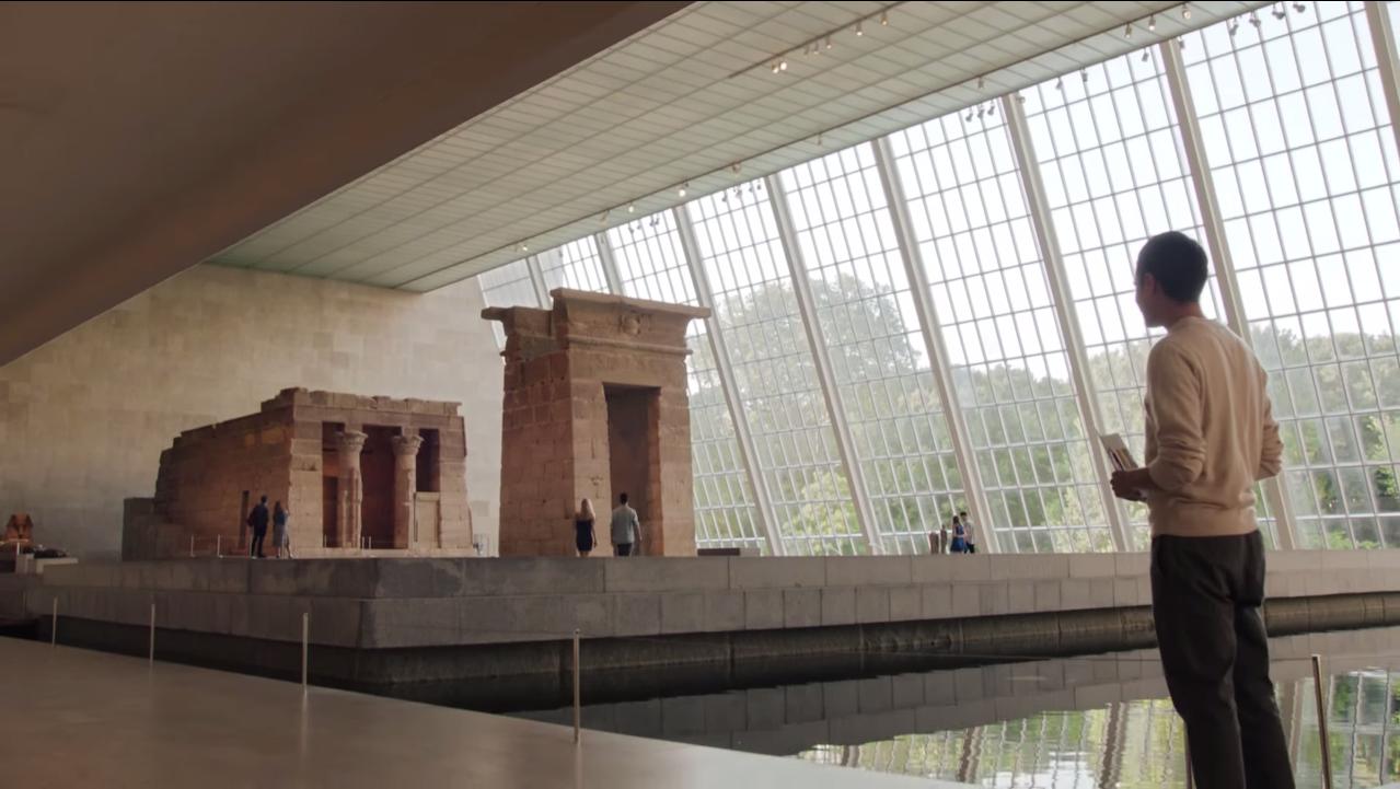 Metropolitan Museum App Commercial