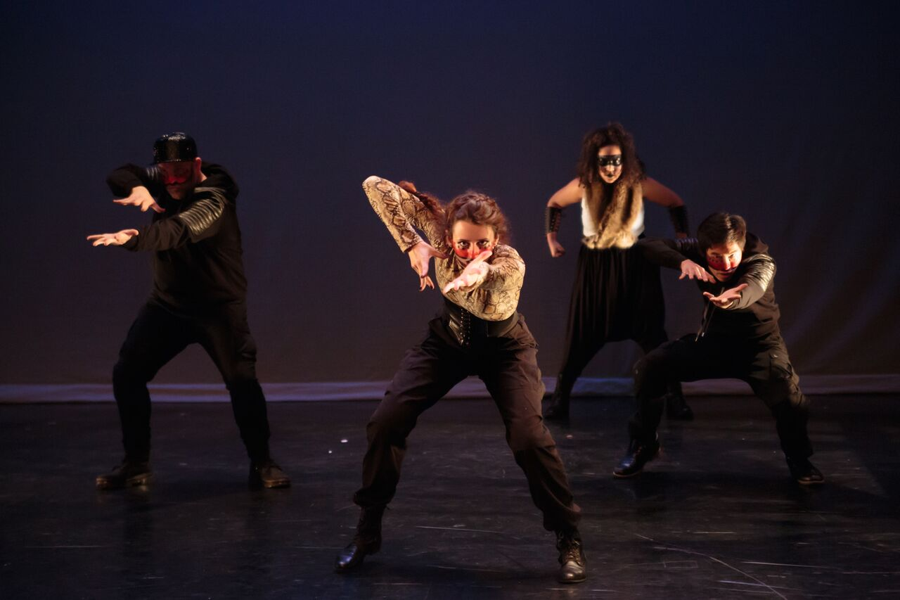 Student Performers under the direction of TweetBoogie - Fall 2018