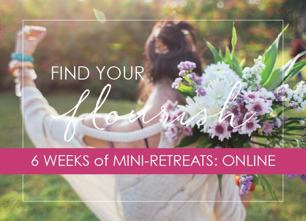 Online Mini Retreats