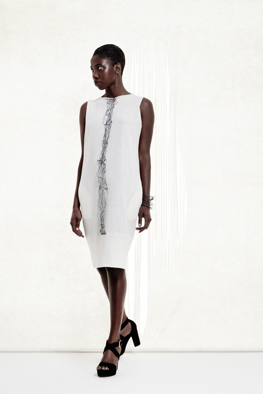 Axial Dress