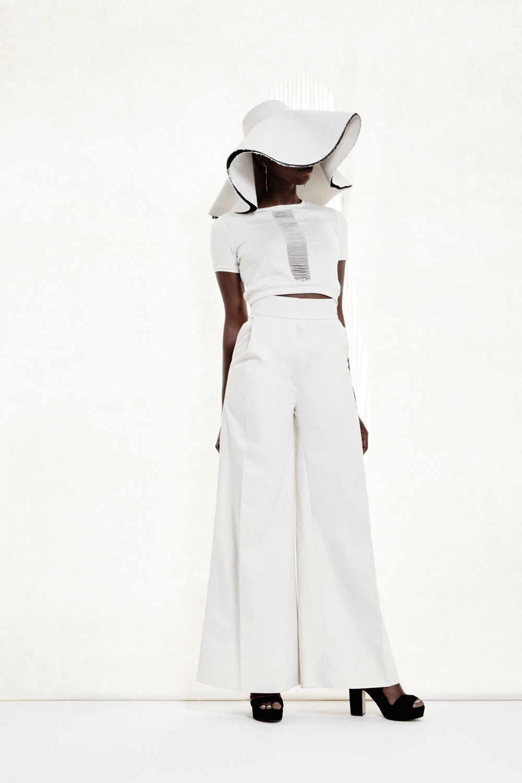 Corona Hat + Void Sweater + Column Pant