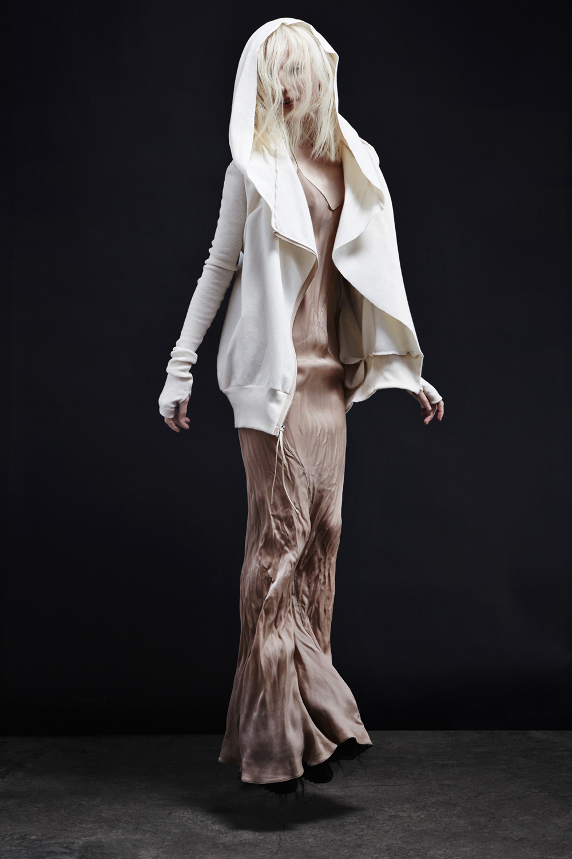 Luna Hoodie + Ravine Dress