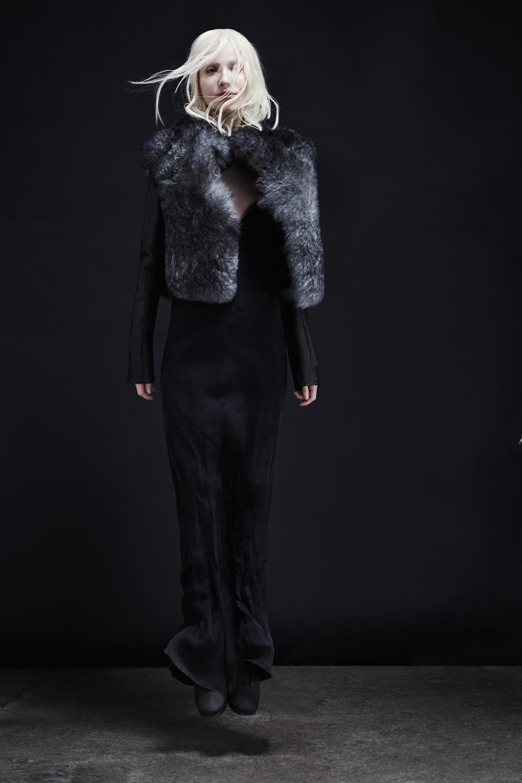 Aurora Jacket + Ravine Dress