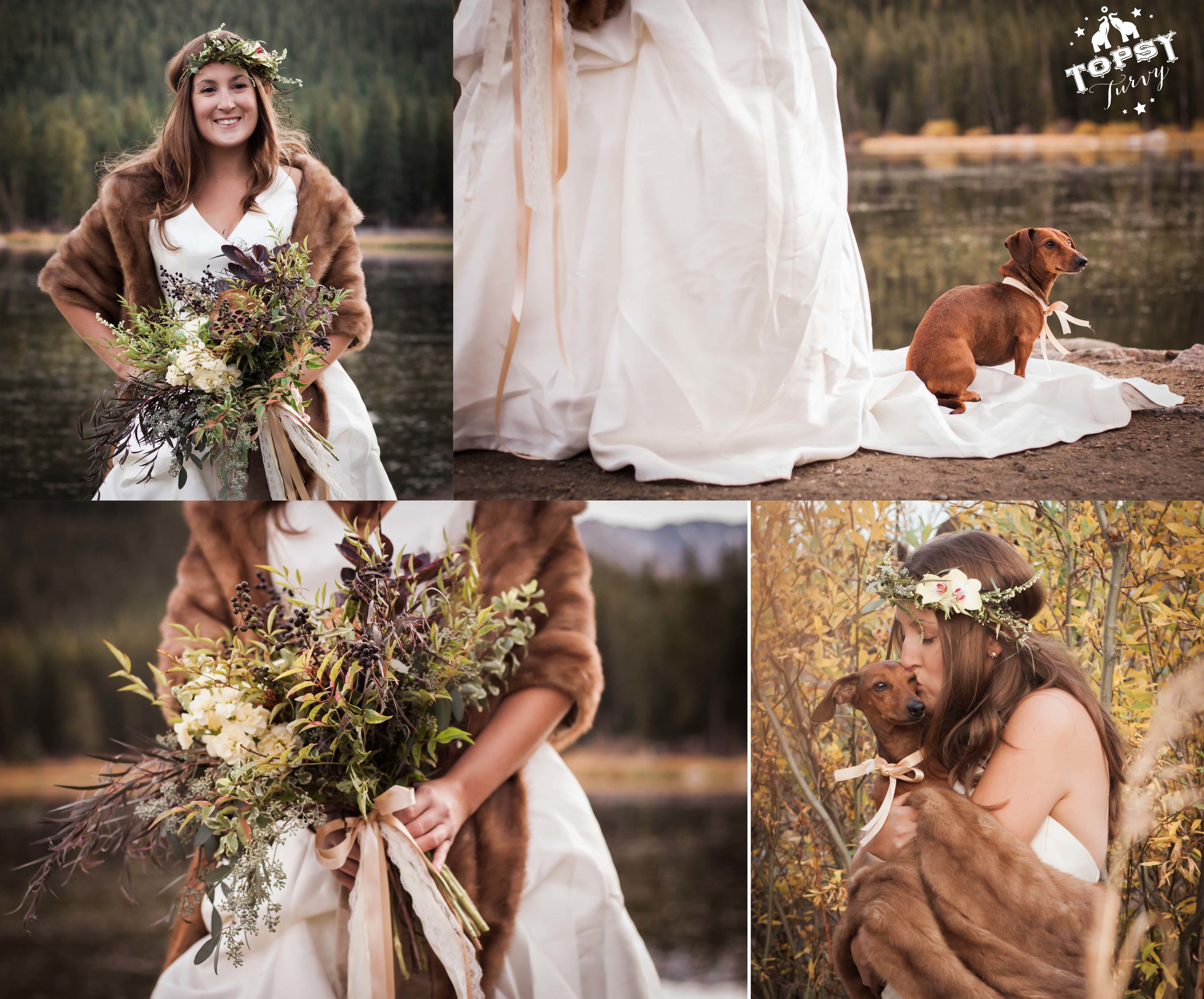 Styled Shoot Contributors:  Wedding Treasures Bridal  &  Amore Fiori