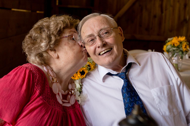Photos of my grandparents in June 2017.