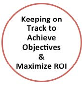 Chapter 4: Keeping on Track to Achieve Objectives & Maximize ROI