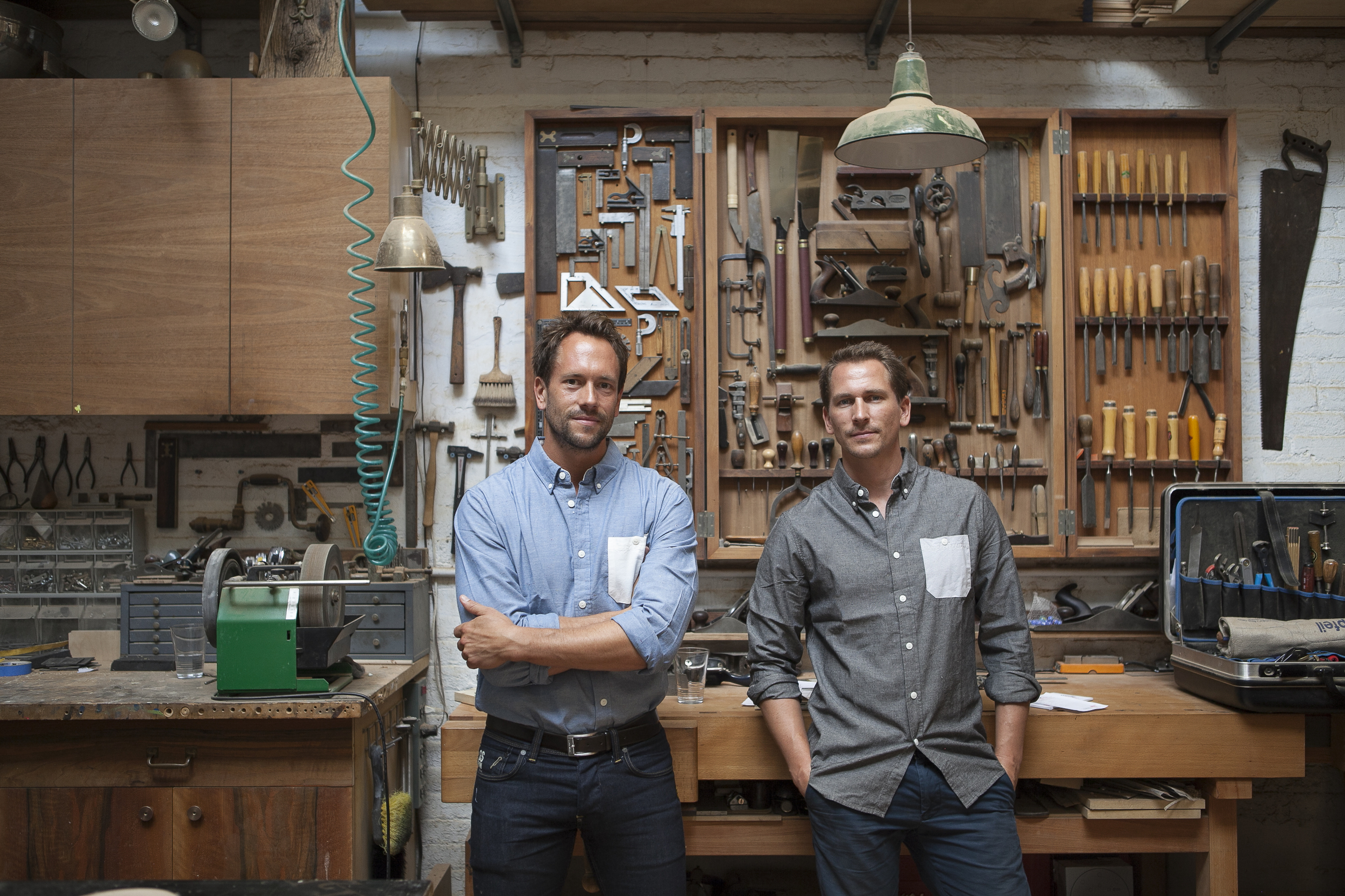 Dossier Lifestyle Photos: Madera Trade Founders
