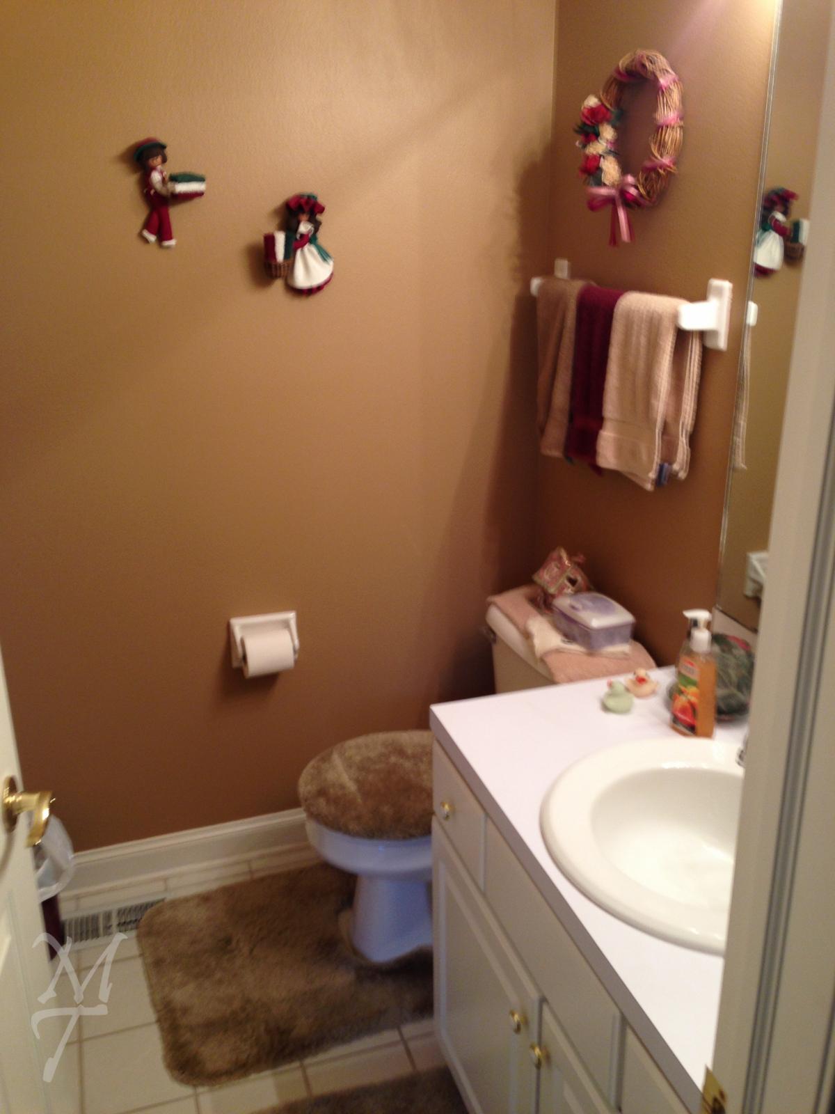 Original bathroom