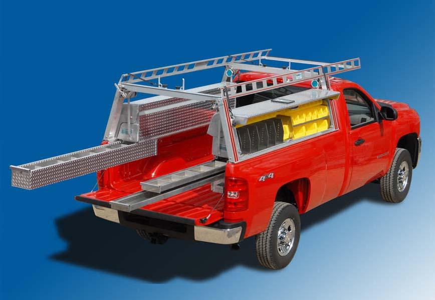 System One Modular Truck Equipment