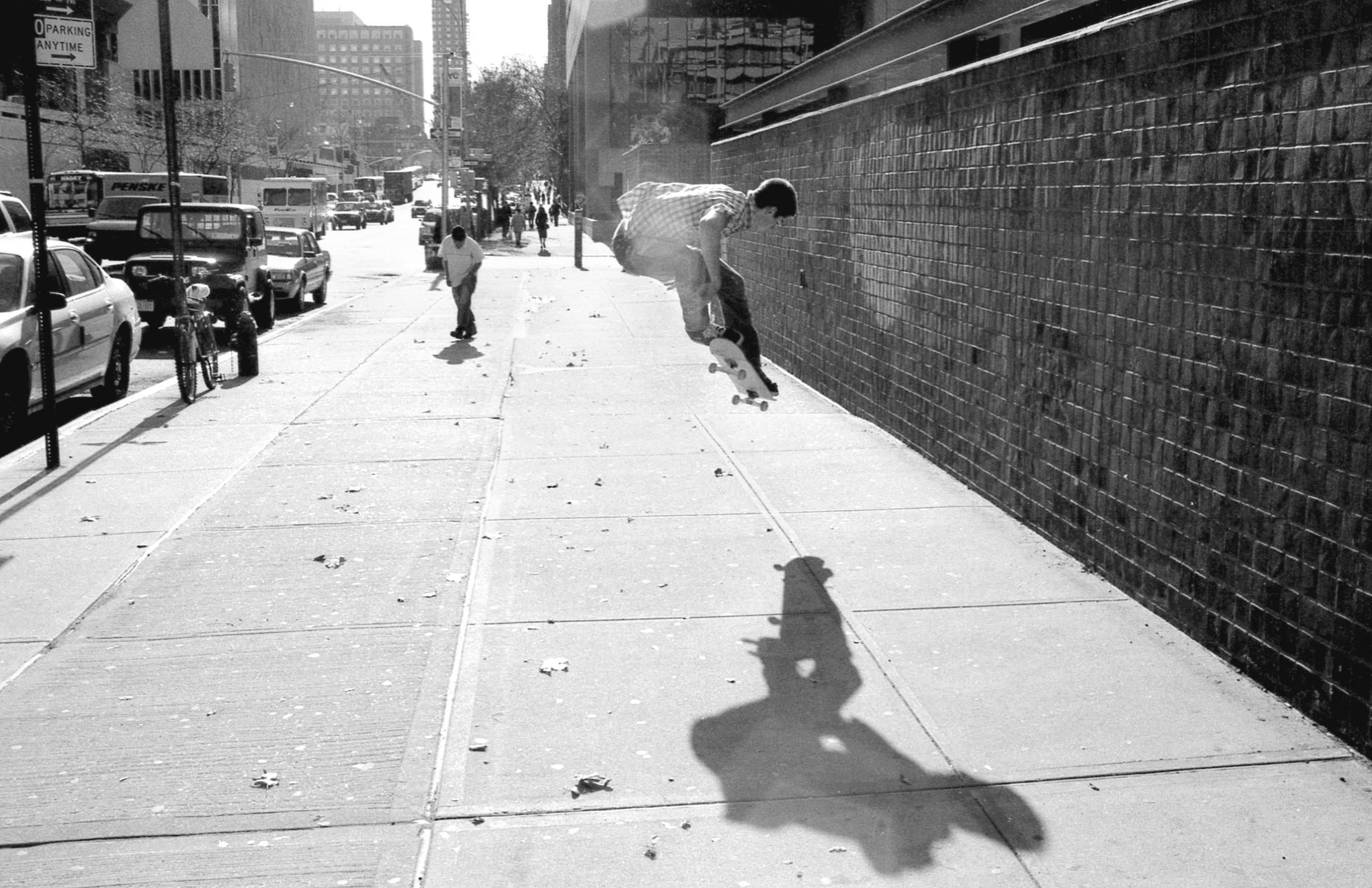 Jake Johnson / NY, NY