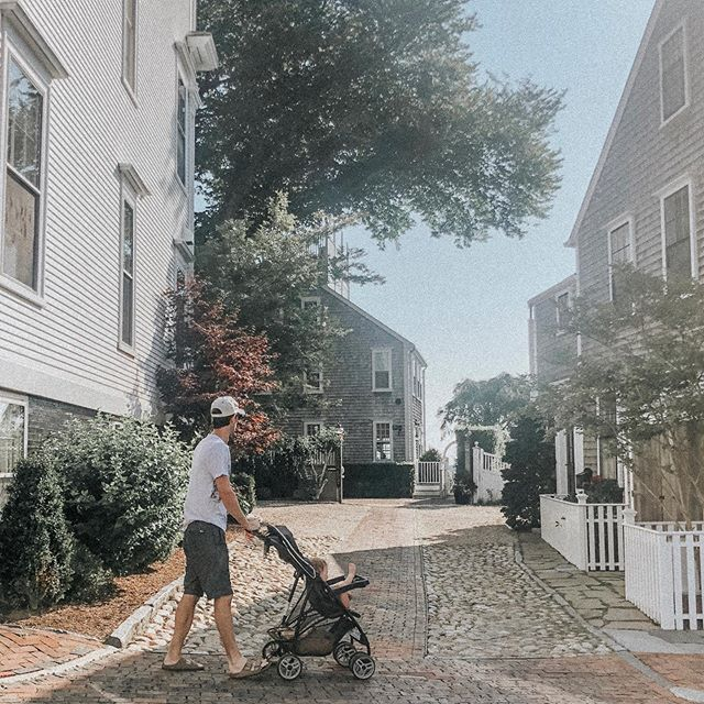 postcard from a sunday in nantucket 🌻