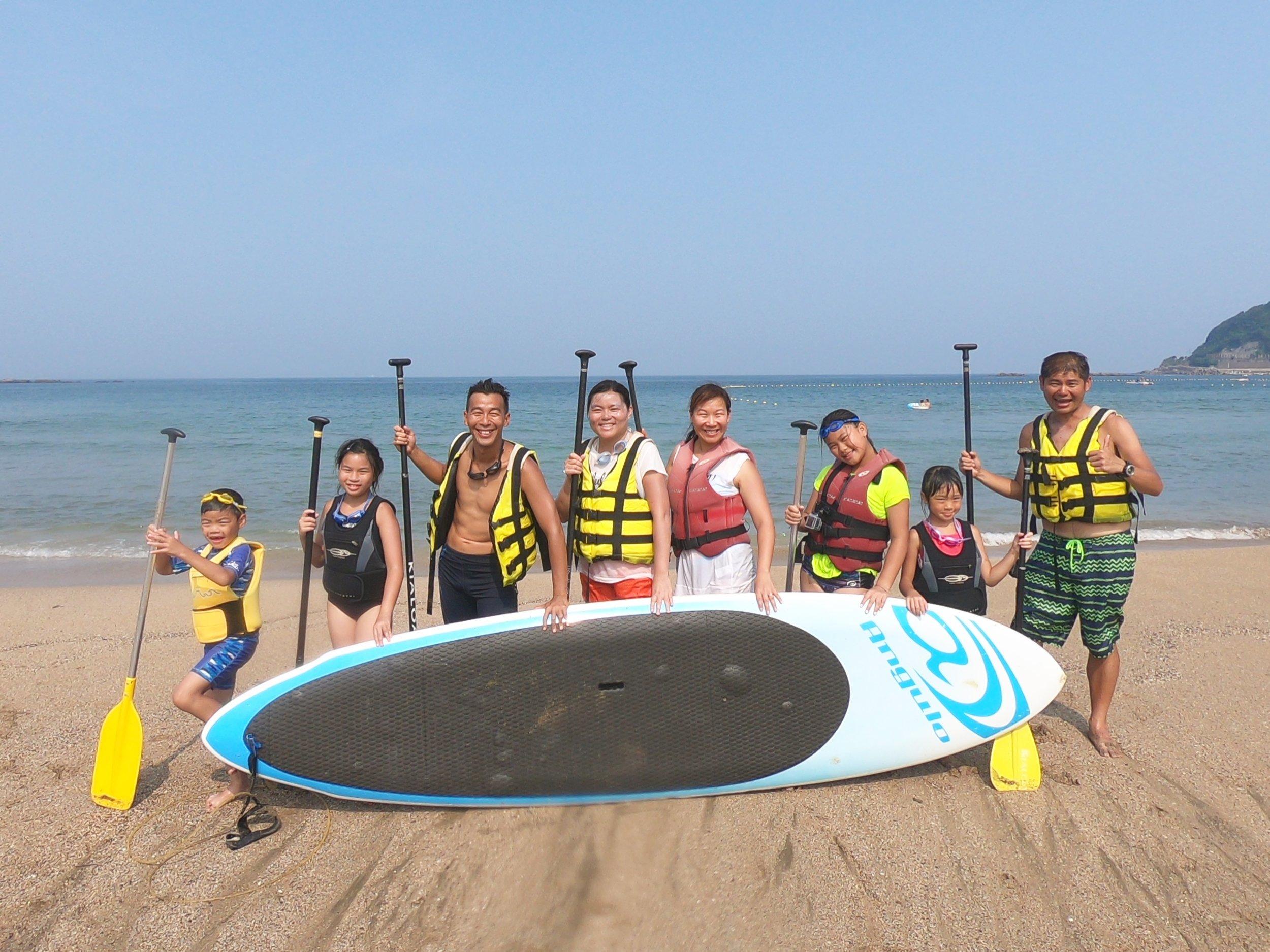 Futo Beach SUP Tour