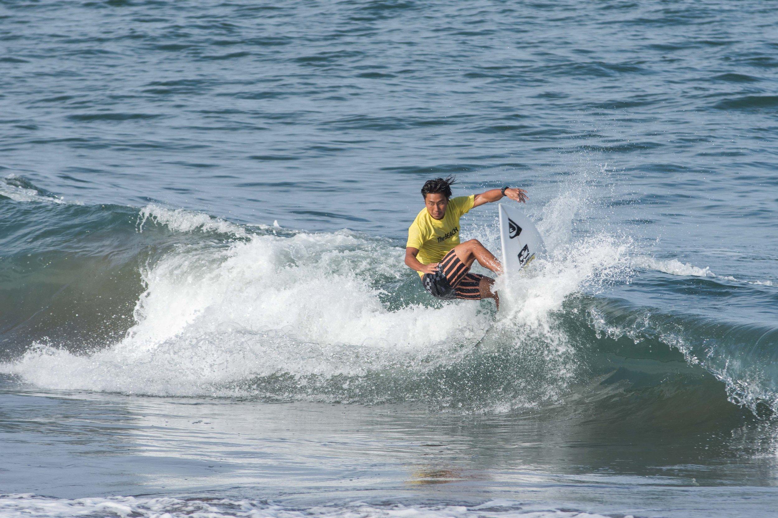 Mountain Swell | Kisakihama Surf spot