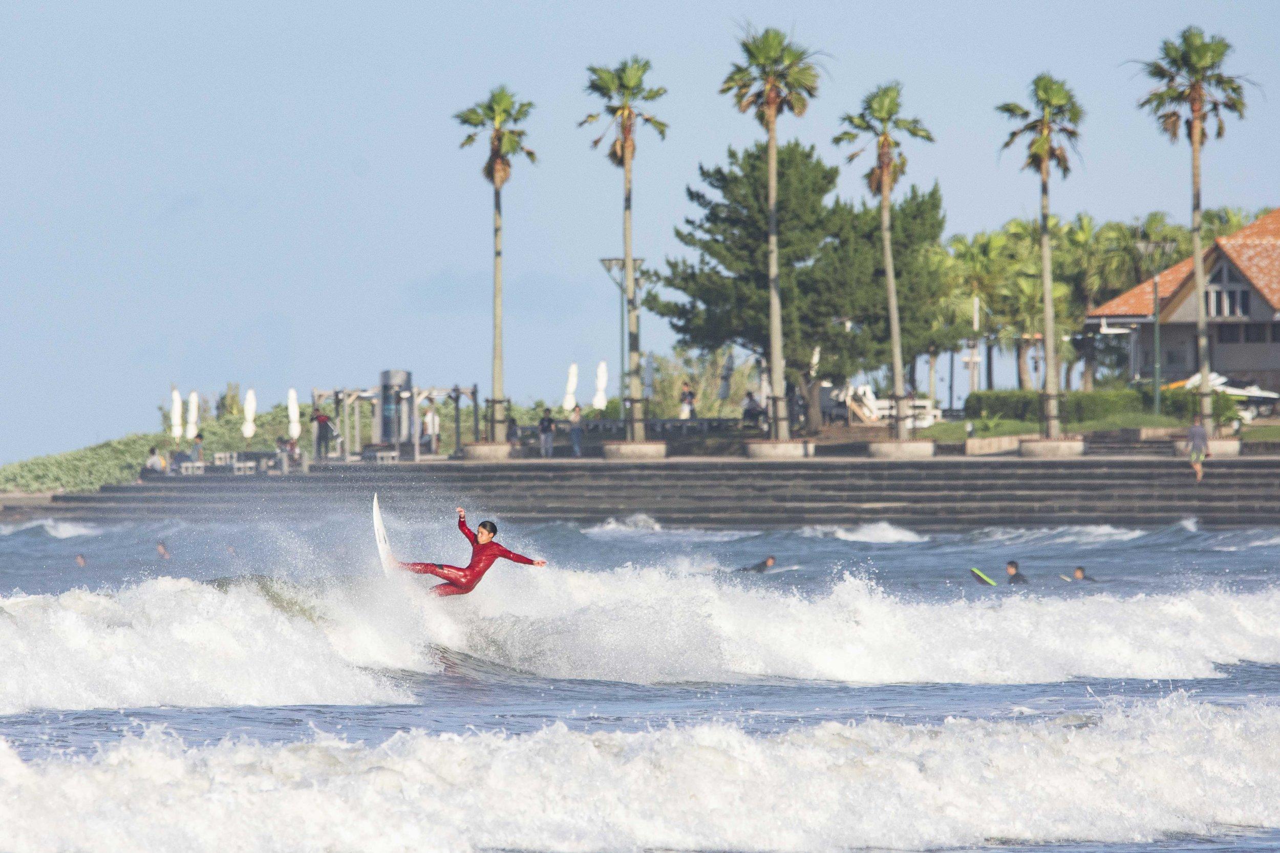 Miyazaki   Aoshima Surf Photo