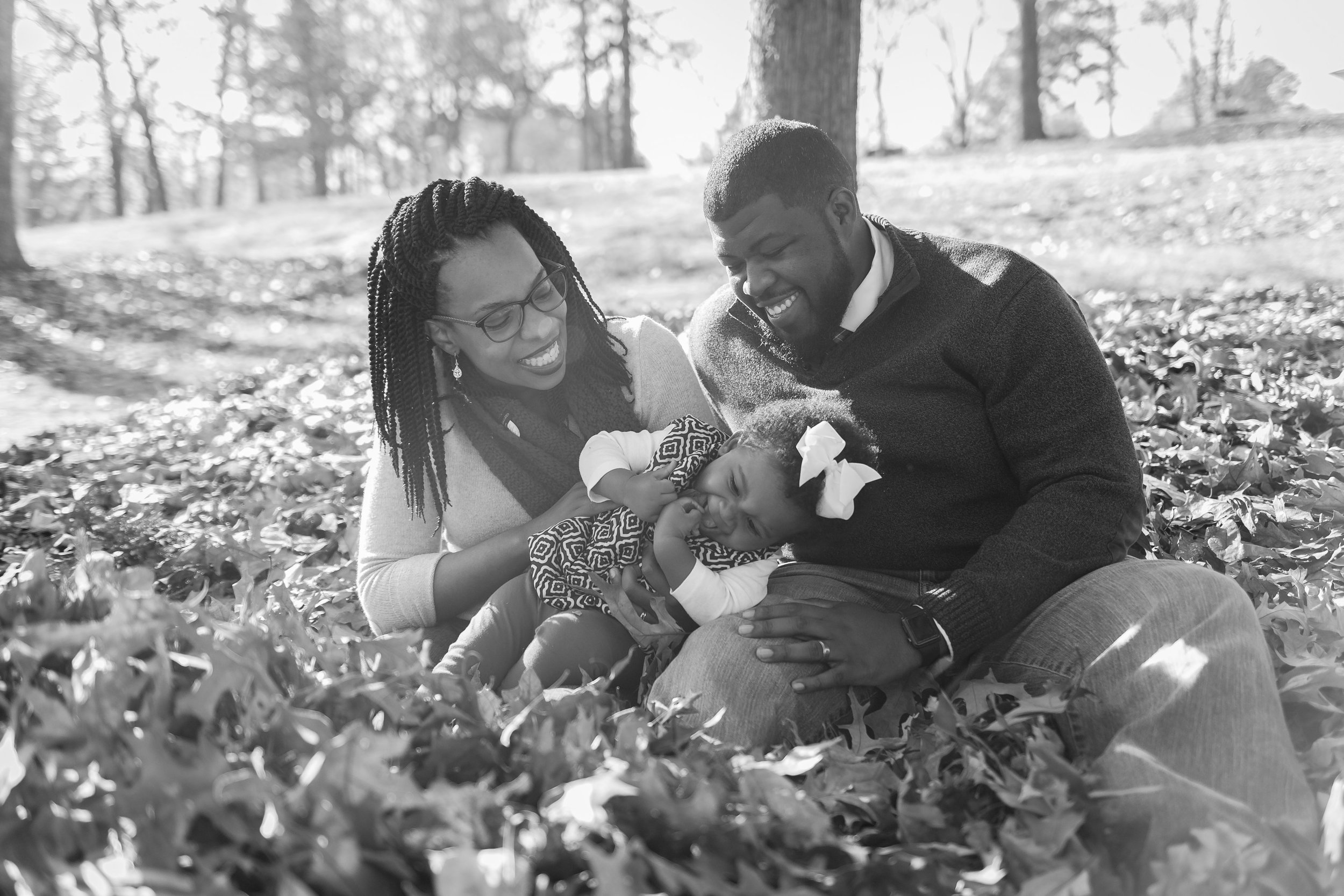 My Family - Captured by Rebecca Finley - December, 2017