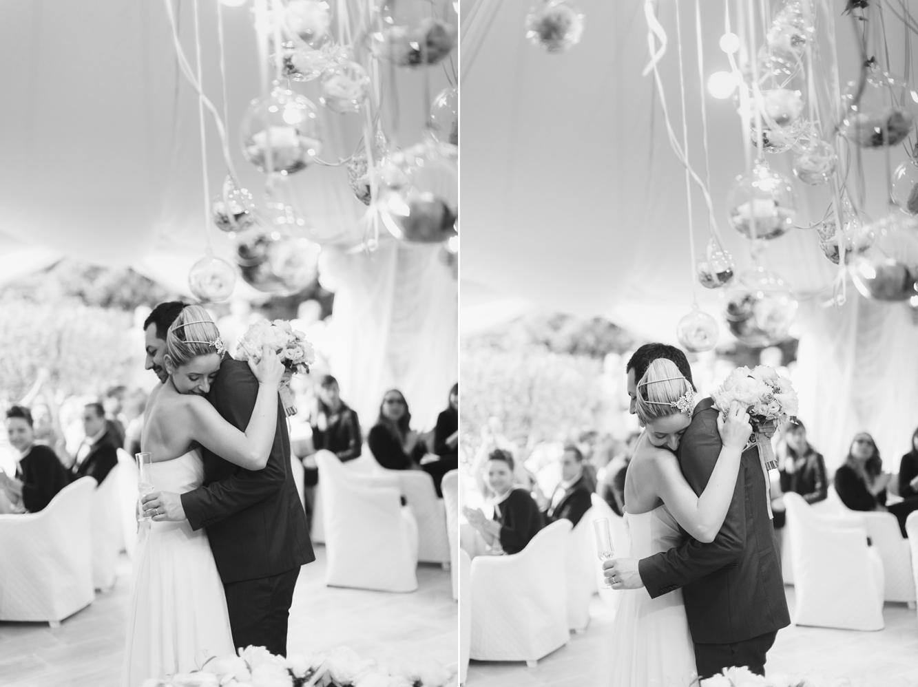 210-groom bride kiss dancing monteconero wedding.jpg