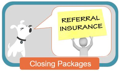 Closing package