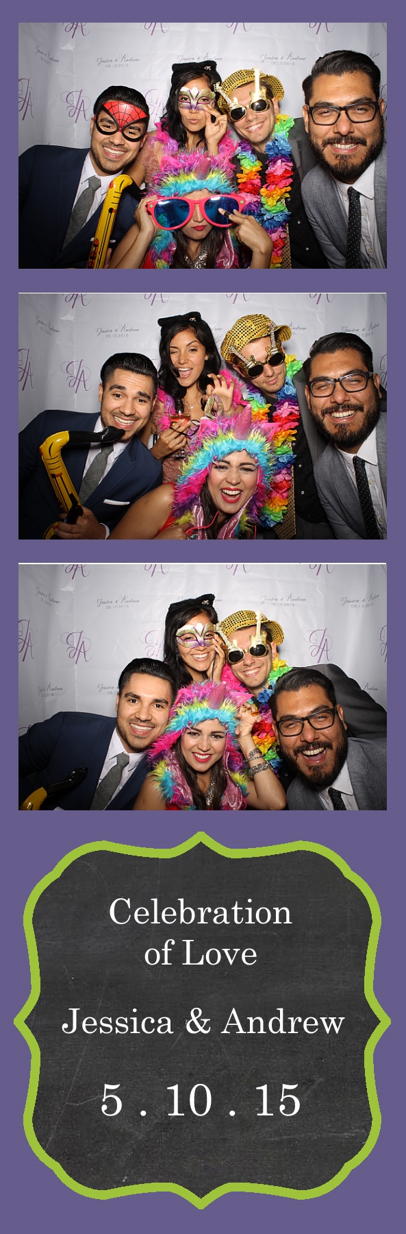 Cheers To You Photo Booth Rentals | Huntington Beach, CA | Template Design Examples