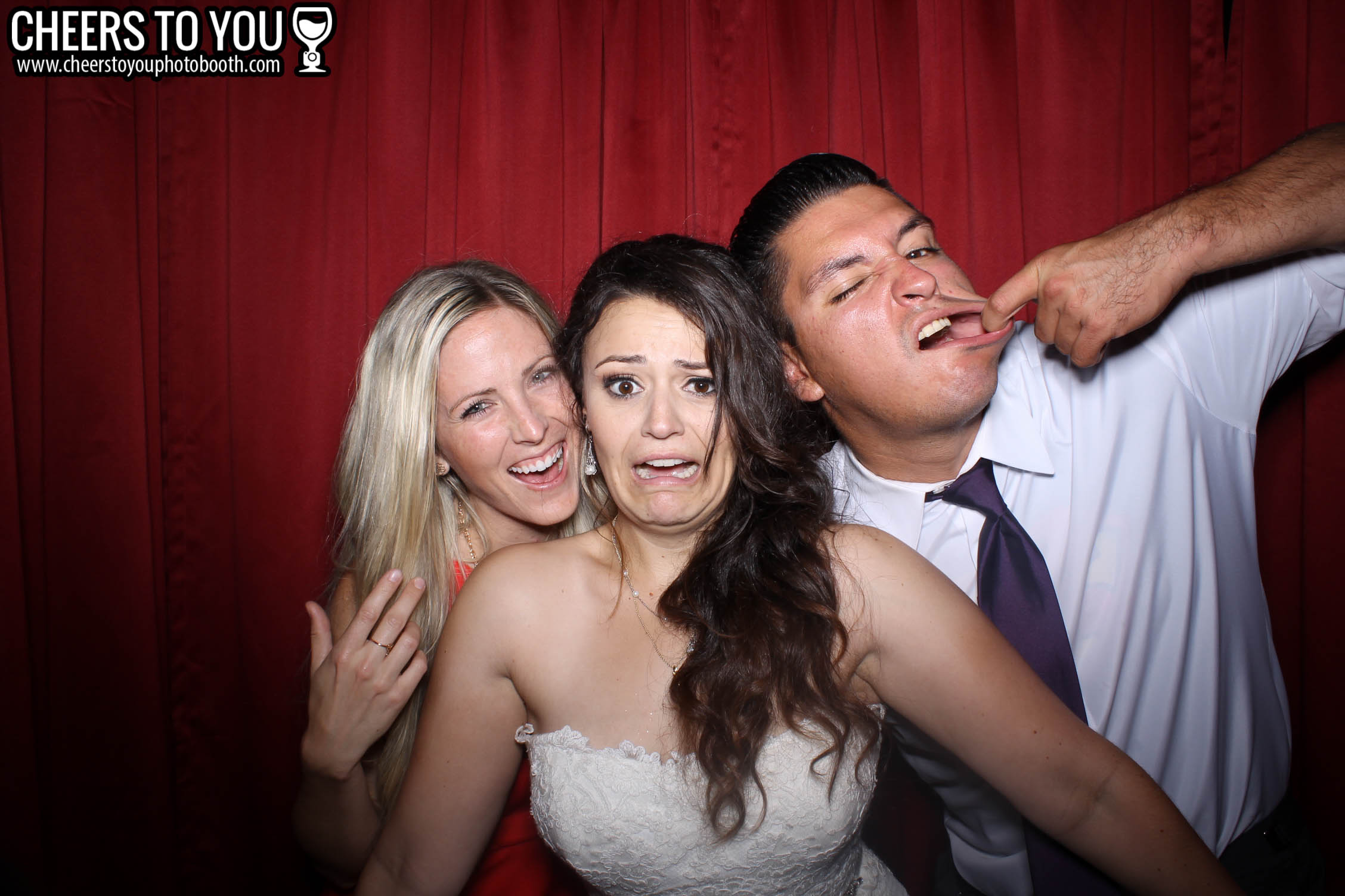 Cheers To You Photo Booth | Huntington Beach, CA | Jake & Kell Wedding