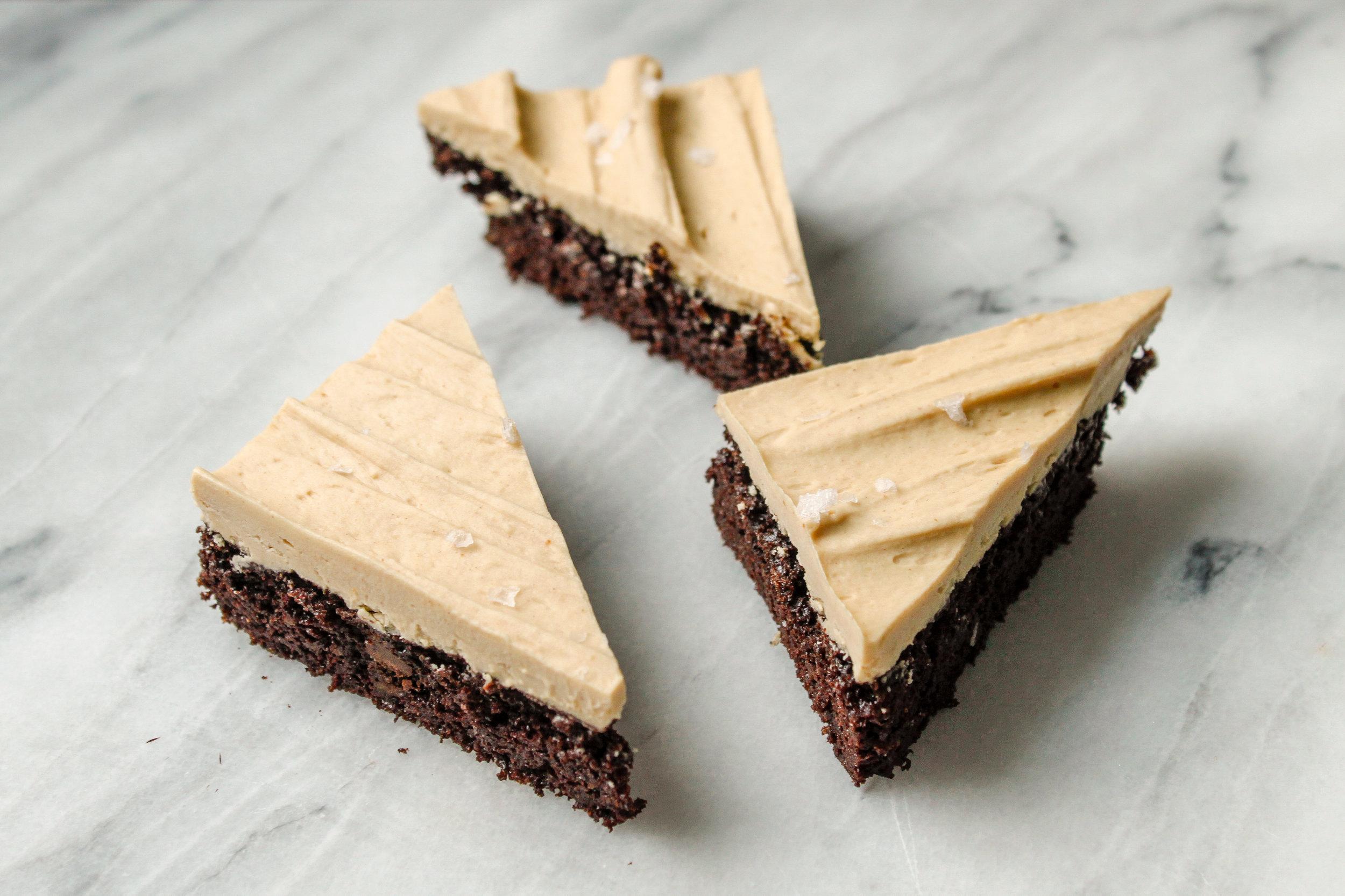 Vegan/Gluten Free Peanut Butter Cake