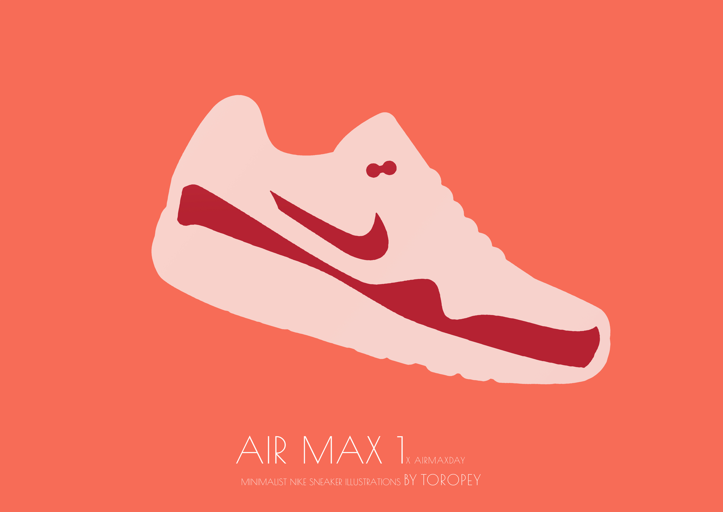 TOROPEY X AIRMAXDAY - AIR MAX 1