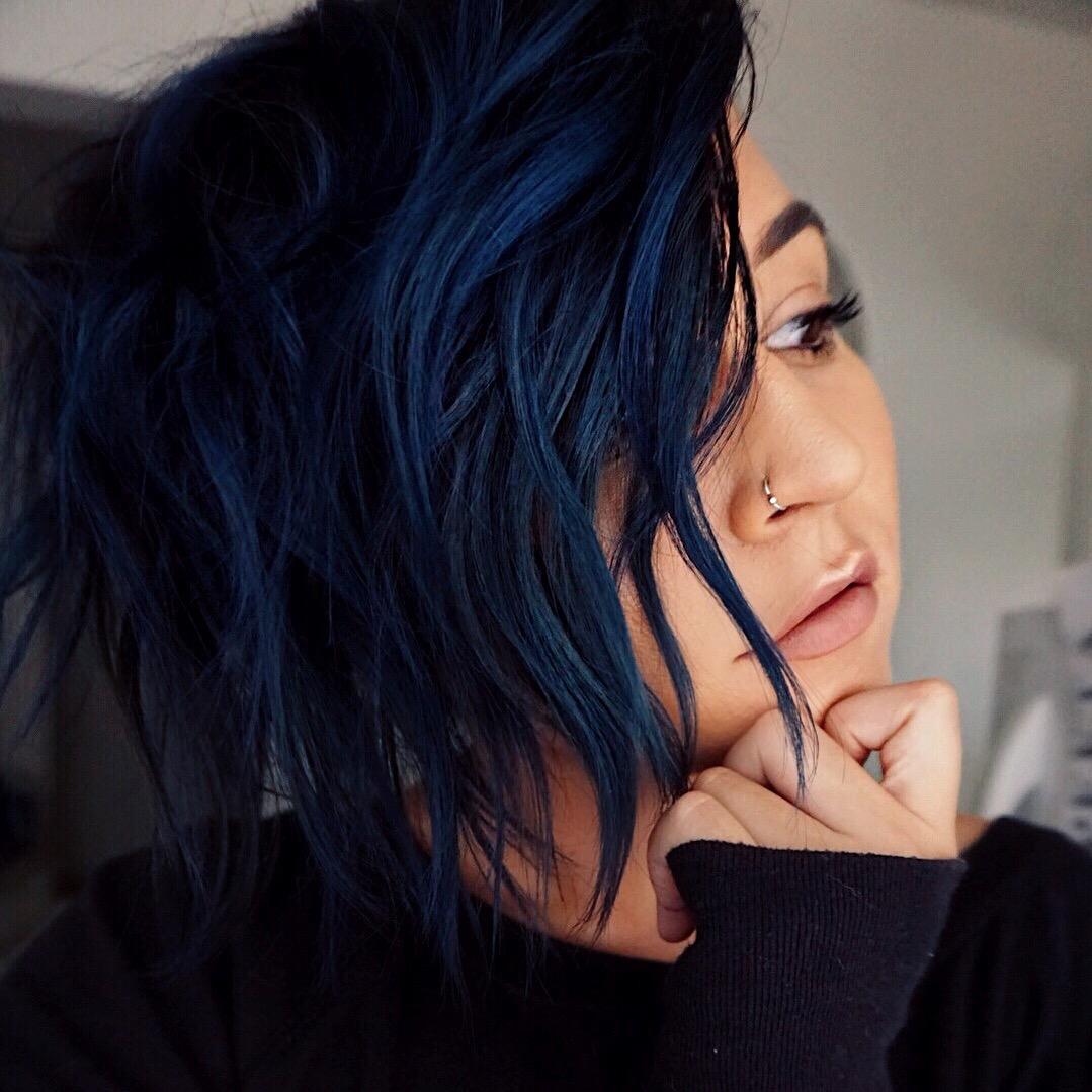 I M Afraid I Just Blue Myself Girrlscout