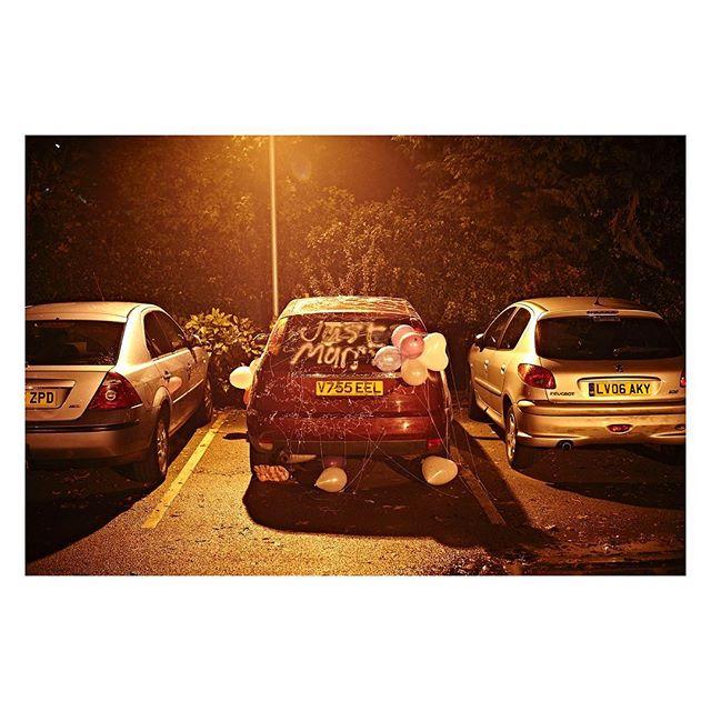 marital get away vehicle
