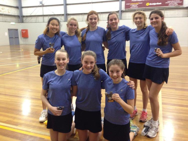 UNDER 15 - RUNNERS UP - SNOWFLAKES