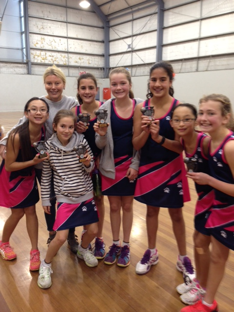 UNDER 13 RESERVE - PREMIERS - CHEEKY CHESHIRES