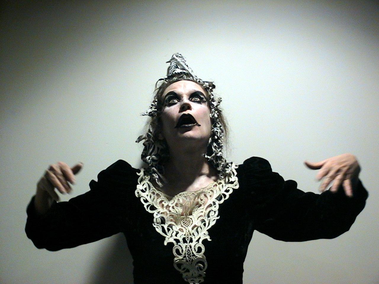 Linda Carmella Sibio | White Lillies, Black Mud