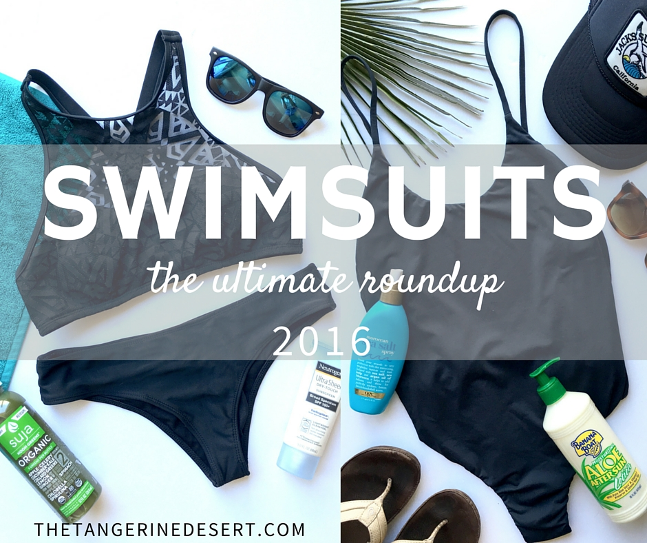 Swimsuit roundup