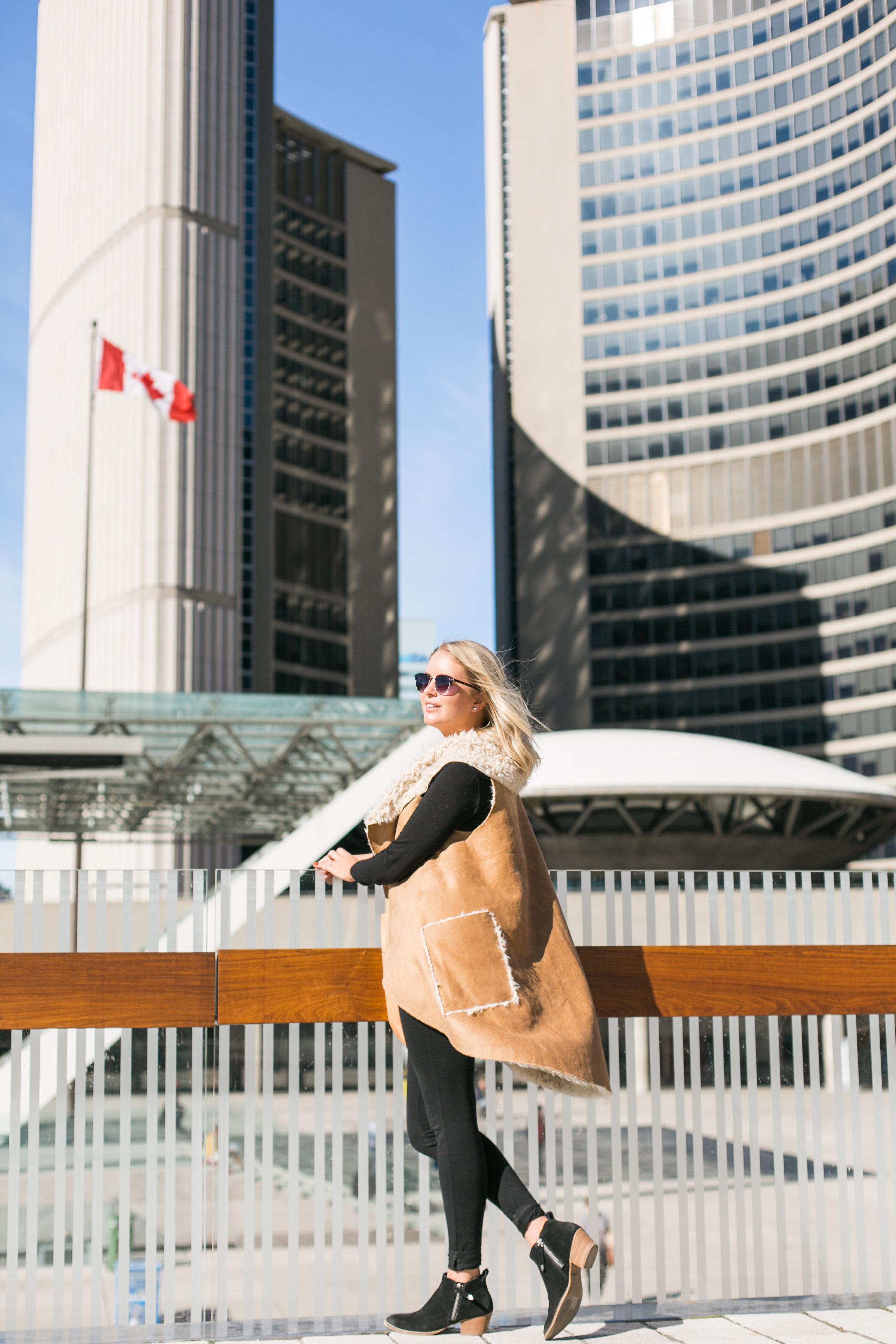 Toronto Fashion Blog